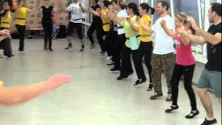 Спортувай, България! Народни танци в Русе
