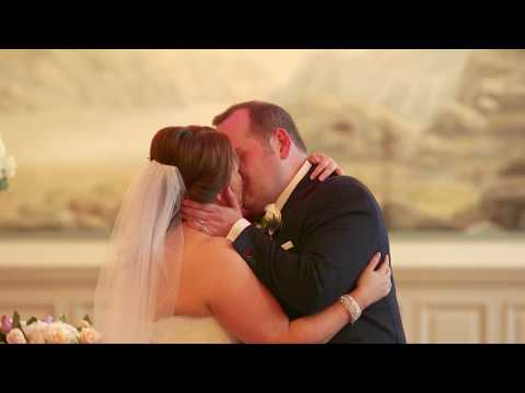 Balmoral Hotel wedding video - Kerry & Donald