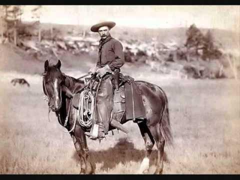 Ed McCurdy - Strawberry Roan (American cowboy song)