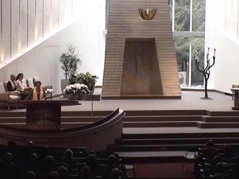 "Temple Israel Yom Kippur ""Yellow"" Service Sermon with Rabbi Jeremy Morrison"