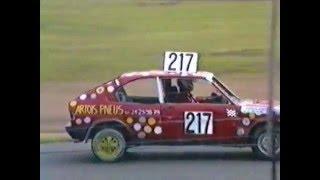 Warneton speadway prive car 1990