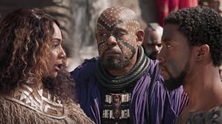 Black Panther's T'Challa Fights Tiffany Haddish for the Crown at the MTV Movie & TV Awards streaming