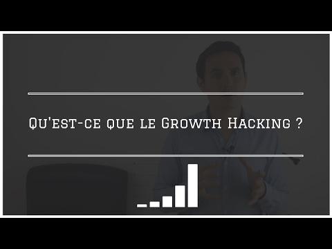 Qu'est-ce que le Growth Hacking ? [Devenir Growth Hacker 1/30]