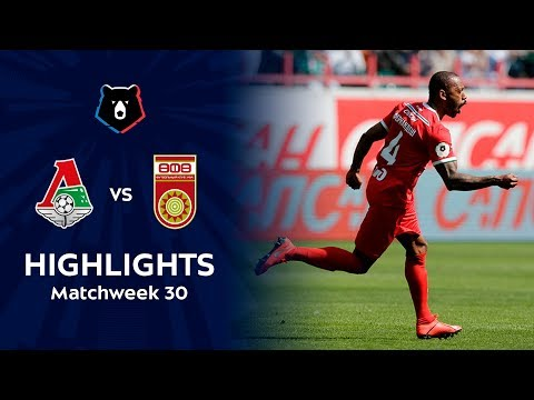 Highlights Lokomotiv vs FC Ufa (1-0)