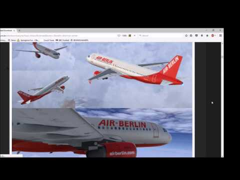 How to install liveries for the aerosoft airbus