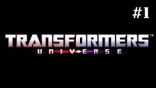 Transformers Universe Gameplay (PC) - Part 1