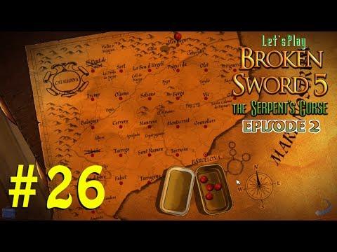 Catalonian Map | Broken Sword 5 [Ep 2], Part 26