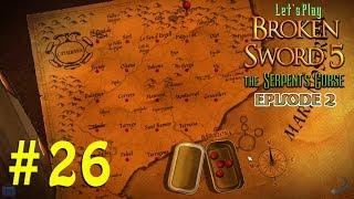 Catalonian Map   Broken Sword 5 [Ep 2], Part 26