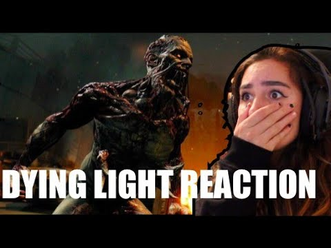 Dying Light: Run Boy Run REACTION *I Freaked Out*