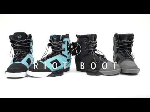 2019 HYPERLITE RIOT WAKEBOARD BINDING Technology