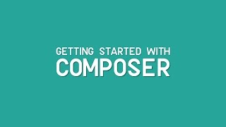 PHP: Getting started with Composer Dependency Manager