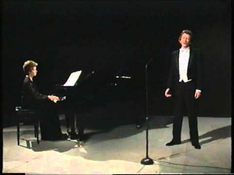 G. Fauré - Clair de lune -Louis Landuyt, bariton - Catherine Van Loo, piano