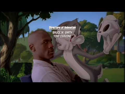 Space Jam (1996) - Ending and Credits