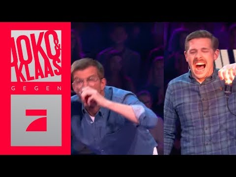 Aushalten - Das Spiel: Wahre Schmerzen für Joko und Klaas   Spiel 1   Joko & Klaas gegen ProSieben