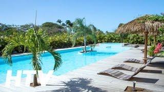 Caraibes Royal, Camping resort en Deshaies, Guadalupe