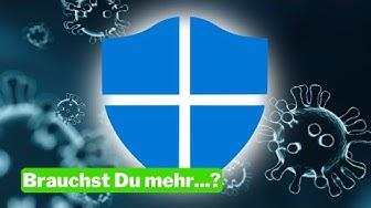 Windows Defender - Warum du kein weiteres Antivirusprogramm mehr benötigst
