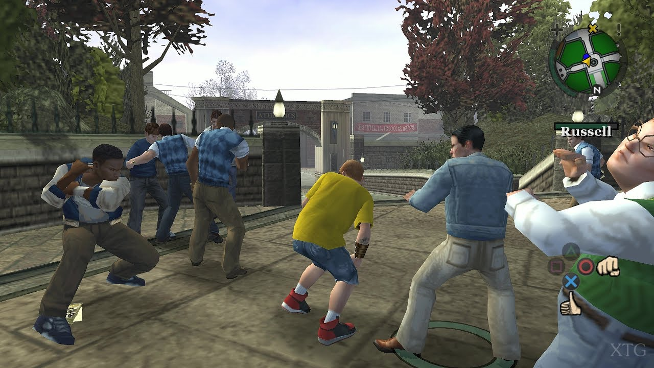 Bully PS2 Gameplay HD (PCSX2) - YouTube