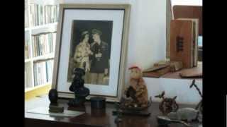 Cuba Finca La Vigia home of Ernest Hemingway in San Francisco de Paula near Havana Pilar boat