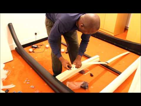 Assembling Roma or Enzo Italian Modern Designer Faux Leather Bed