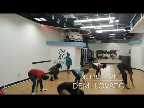 PUMPOLOGY | Instruction by Demi Lovato | ACA Dance Studio