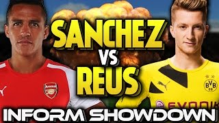 ALEXIS SANCHEZ VS MARCO REUS - IF SHOWDOWN - WHO IS BETTER? - FEAT METIHD
