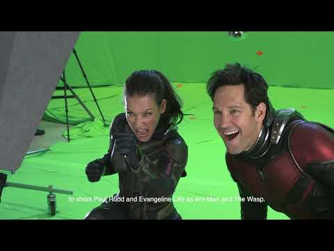 Ant-Man And The Wasp: Nano Battle! Go All-in! (2-min Version)