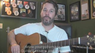 Guitar Lessons - I Don