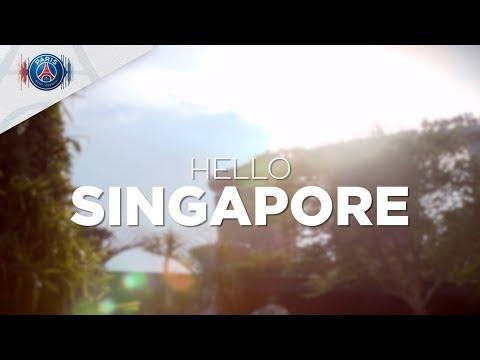HELLO SINGAPORE !