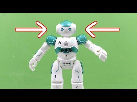 3 ROBOT PINTAR, UNIK, CANGGIH,  LUCU, SENSOR SUARA