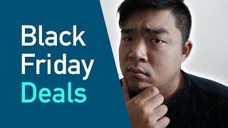 Great Black Friday Tech Deals