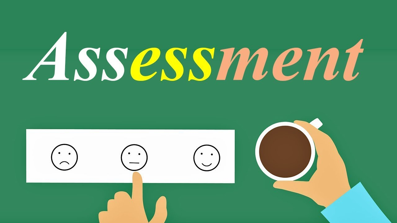 Assessment meaning in Urdu with example sentences and translation in Hindi