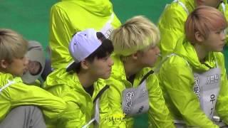 Video [Fancam] 150810 아이돌 육상 선수권대회 :: 웃겨죽는 찬이와 순영이 download MP3, 3GP, MP4, WEBM, AVI, FLV April 2018