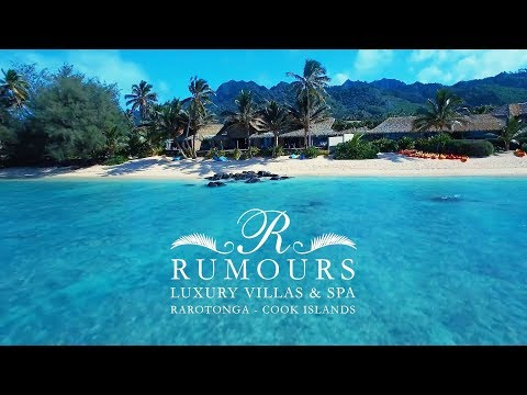 Rumours Luxury Villas & Spa, Cook Islands