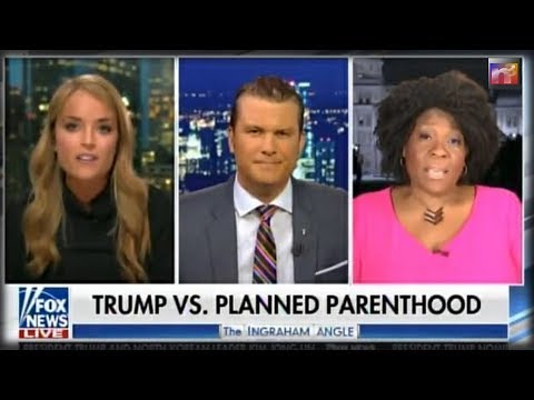Hack Jehmu Greene Accuses Trump of Paying for Multiple Abortions