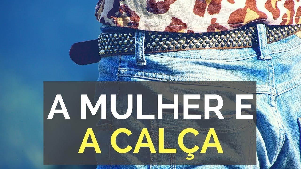80748fd13e É errado a mulher cristã usar calça comprida na Igreja  - Leandro Quadros -  IASD
