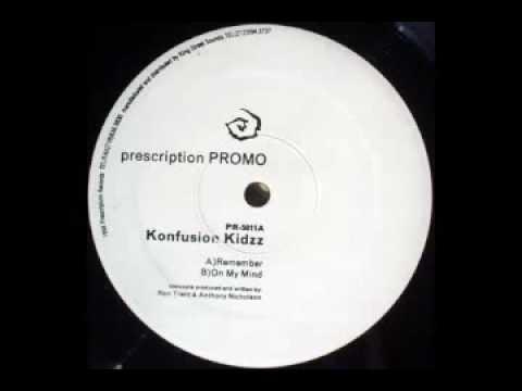 Konfusion Kidzz - Remember