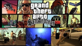 Grand Theft Auto San Andreas On PS3