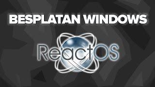 Kako instalirati React OS | Besplatan Windows klon