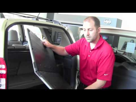 2011 | Toyota | RAV4 | Cargo Hooks And Tie Downs | How To by Toyota City Minneapolis MN
