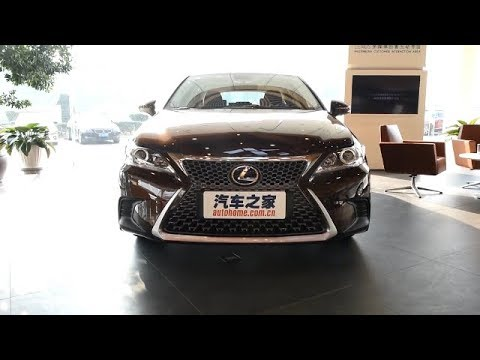 lexus-ct-2017-ct200h-||-interior-&-exterior-overview