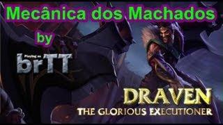 Mecânica dos Machados by brTT
