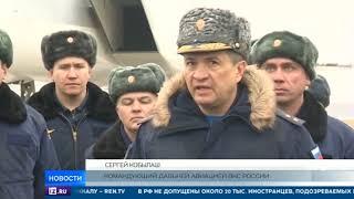 Сегодня сразу в нескольких регионах России встречают героев