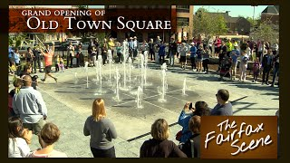 Grand Opening of Old Town Square - May 2015 Fairfax Scene