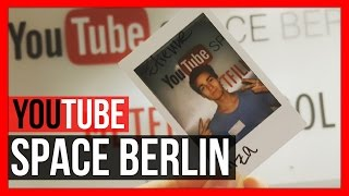 Ab zum Youtube Space Berlin - Vlog - Étienne MzA [CC] [HD+]