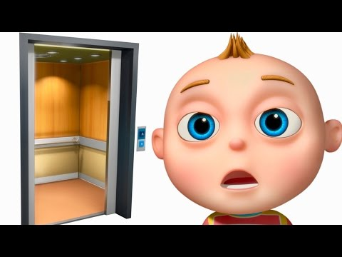 Thumbnail: TooToo Boy - Elevator Episode | Funny Comedy Series For Kids | Cartoon Animation For Children