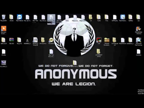 MessageTo israel From Anonymous 2017