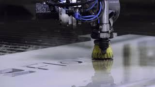 Flow Waterjet - The Flow MACH 300: Move Forward.
