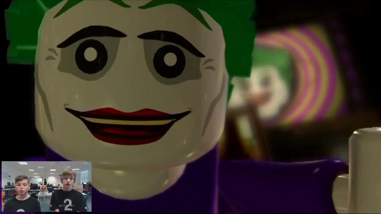 Lego Batman 2 rhan 1