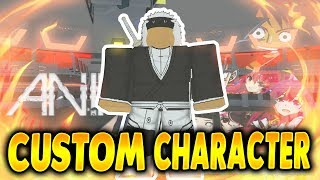 CUSTOM CHARACTERS IN ANIME CROSS | AX2 HUGE UPDATE in Roblox | iBeMaine