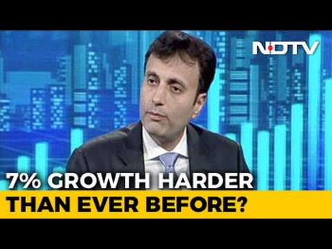 India's Growth Rate: Even 7% Will Be Harder Than Ever Before in 2017